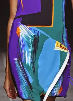 patternprints journal: PRINTS, PATTERNS AND SURFACE EFFECTS: BEAUTIFUL DETAILS FROM MILAN FASHION WEEK (WOMAN COLLECTIONS SPRING/SUMMER 2015) / Angelo Marani.