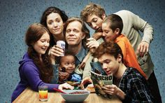 The most beloved dysfunctional family- Shameless