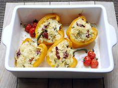#yellow #food #recipes #peppers #stuffedpeppers #couscous #žltá #jedlo #paprika #plnenépapriky #kuskus #recept