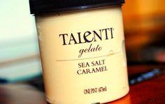 The Ice Cream Informant: REVIEW: Talenti Gelato Sea Salt Caramel