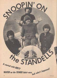 The Standells.