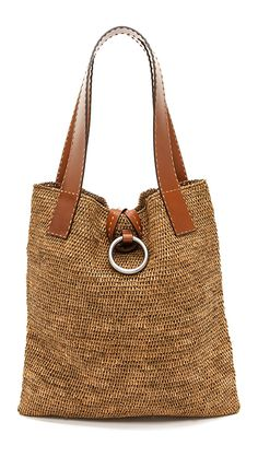 Michael Kors Collection Janey Ring XL Tote | 15% off 1st app order use code: 15FORYOU