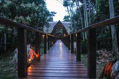 Refugio Amazonas lodge in Puerto Maldonado