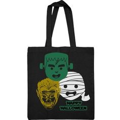 Ghoul Squad Classic Monsters Halloween Bag Halloween Bags, Halloween Themes, Classic Monsters, Squad, Clutches, Online Shopping, Have Fun, Reusable Tote Bags, Design