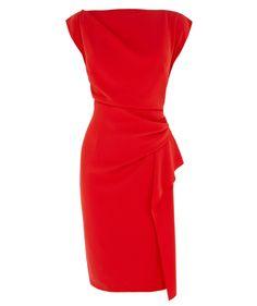 It's halloween! Wear red! #fashion #dresses #engelhorn #trends