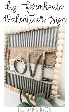 31 Amazing Valentine Decor Ideas With Farmhouse Style To Try Asap - Valentine is a great holiday for a party, but now you need to find Valentine decorations for your party. It matters what you want you're party to be l. Valentines Day Decorations, Valentine Day Crafts, Holiday Crafts, Valentine Ideas, Valentines Games, Saint Valentine, Birthday Crafts, Valentine Wreath, Mom Birthday