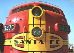 My Daddy worked for Santa Fe for 30+ years......