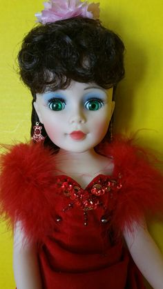 Madame Alexander Scarlett Face 21 inches by HelloDollySanJose