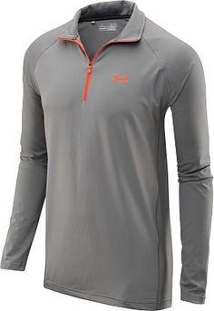 UNDER ARMOUR Men's Lightweight Golf 1/4-Zip Long-Sleeve Top - SportsAuthority.com