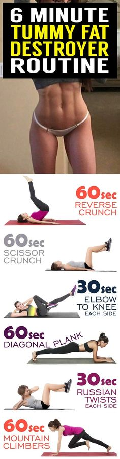 Summer's here and the heat is on to tighten up your tummy for the pool or beach. If you want your belly to be bikini-ready fast you need exercises that engage all your abdominal muscles. This killer tummy-cinching routine works magic on muffin tops and th https://www.musclesaurus.com/flat-stomach-exercises/