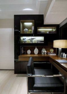 Professional Mens Small Home Office Ideas
