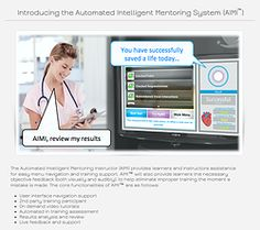 Healthcare Simulations Releases CPR Simulator for Spring 2014: www.learnwithaims.com