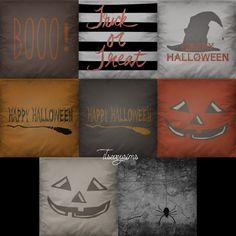 The Sims 4 CC - Halloween Pillows Collection #1 - ~itseveysims~