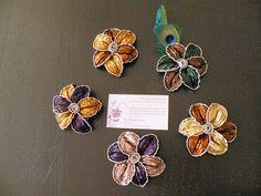 Flores con capsulas nespresso