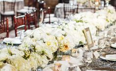 9 Flower Table Runners You'll Love!