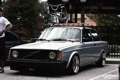 Kyle Graf's bagged 855R ( Photo by State of mind)
