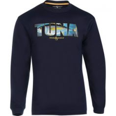 Men's Alpha Tuna L/S UV Fishing T-Shirt
