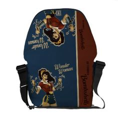 Shop Wonder Woman Bombshell Messenger Bag created by wonderwoman. Personalize it with photos & text or purchase as is! Pack Your Bags, My Bags, Purses And Bags, Beautiful Bags, Bombshells, Sling Backpack, Bag Accessories, Wonder Woman, Unisex