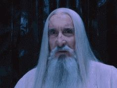 Funny Saruman | Witness the power of Saruman!