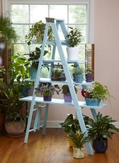 14 ways to reuse old ladders | Living the Country Life