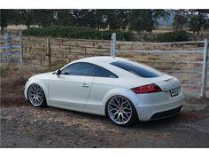 2008 Audi TT S tronic FWD S line Premium Package Parking System / Parktronic Bluetooth NAV Audio with iPod/iPhone Hookup Brilliant Audi Tt, Audi 2017, Audi Cars, Classy Cars, Fancy Cars, Rs6, Audi Quattro, Sport Cars, Car Pictures