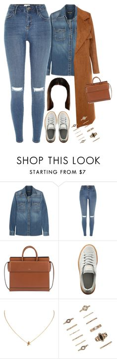 """18 December, 2016"" by jamilah-rochon ❤ liked on Polyvore featuring Tom Ford, River Island, Givenchy, Puma and Forever 21"
