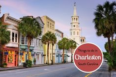 CHARLESTON, SOUTH CAROLINA: Travel + Leisure voted Charleston the best city in America this year, and with good reason. The historical city is home to impeccably landscaped gardens, old mansions and carriage houses, and amazing waterfront views. Best Places To Travel, Best Cities, Places To Go, Vacation Places, Vacation Spots, Charleston Historic District, Downtown Charleston Sc, Charleston South Carolina, Belle Villa