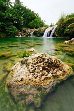 Bolinao Falls, Philippines
