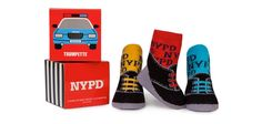 NYPD Socks