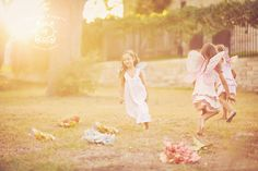 Capturing a sun flare #LeilaniRogers #{Brown Paper Packages}