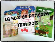 box de pandore, littérature jeunesse