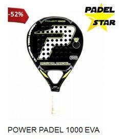 Opinión de la Pala Power Padel 1000 EVA: http://padelstar.es/palas-de-padel/test-palas-de-padel/pala-power-padel-1000-eva-opinion/.html