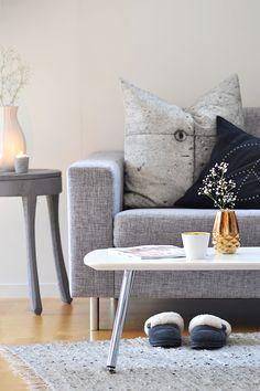 Løsninger og ideer til indretning af stue