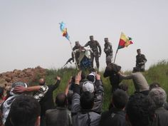 KDP'S ROJAVA POLICY IS ANTI-KURDISH - http://www.kurdishinfo.com/kdps-rojava-policy-anti-kurdish