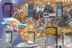 Sunday Snapshots: ATL Street Art Scavenger Hunt Part 2