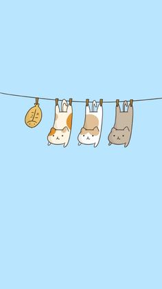 Cat Pattern Wallpaper, Cat Phone Wallpaper, Pastel Wallpaper, Iphone Background Wallpaper, Animal Wallpaper, Kawaii Wallpaper, Bg Design, Cute Kawaii Drawings, Kawaii Art