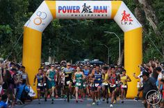 Australia dominated the recently concluded Powerman Philippines Asian Championships when Thomas Bruins and Matt Smith took the top two spots of the Classic distance. The Philippines' Miscelle Gilb… Power Man, Matt Smith, Philippines, Behind The Scenes, Australia, Asian, Nice, Distance, Fitness