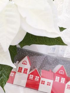 Christmas decoration inspiration with ikea houses