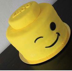 Lego head cake                                                                                                                                                                                 More