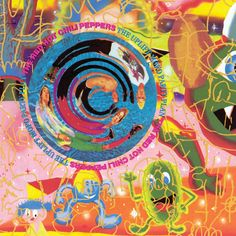 Red Hot Chili Peppers - The Uplift Mofo Party Plan - 1987
