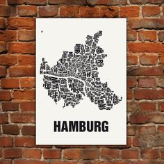 poster hamburg nebelhorn hamburg graphic pinterest hamburg und plakat. Black Bedroom Furniture Sets. Home Design Ideas