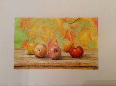 Caro en couleurs: Fruit d'automne