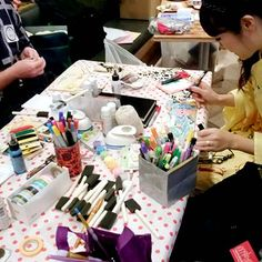 Etsy Craft Party - Local community event for DIY and crafting. Happening at Inkling June 6th 7 to 9. More details and invite coming soon!