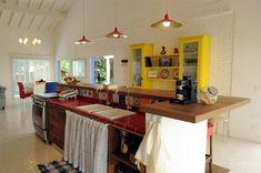 kitchen 4 colour schemes