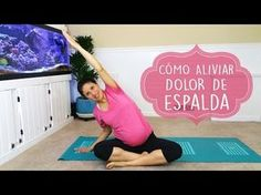 Exercises for Pregnant Women - How to relieve back pain Pregnancy Workout, Pregnancy Tips, Yoga Prenatal, Exercise For Pregnant Women, Pilates Video, Relieve Back Pain, Yoga Gym, 3rd Baby, Pelvic Floor