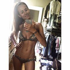 Michela Coppa in bikini Olivia