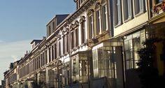 Altbremer Häuser in der Gneisenaustraße #Bremen