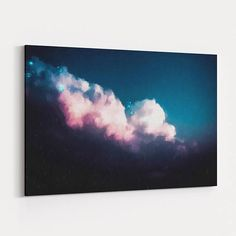 Abstract Art Print, Abstract Giclee Print, Modern Art Abstract, Minimalist Painting, from Original Abstract Acrylic Painting – READY TO HANG. Large Canvas Art, Large Wall Art, Colorful Clouds, Minimalist Painting, Aesthetic Painting, Acrylic Painting Canvas, Acrylic Art, Modern Art, Abstract Art