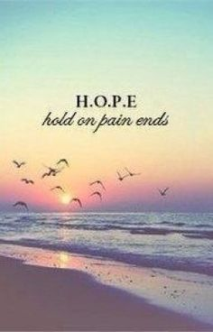 #hope #quote #pain #healing #faith #change | Sometimes ...