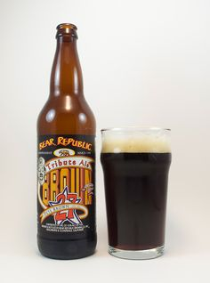 "Bear Republic ""Peter Brown Tribute Ale""  92 A-     This brown ale brought home a gold and several bronze medals from Great ..."